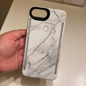 Lumee iPhone 8+ case